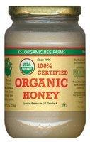 YS Organic Unpasteurized Honey